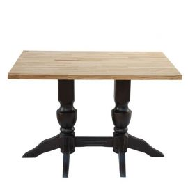 Wooden Table Base - T 63